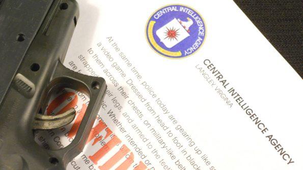 Gun CIA